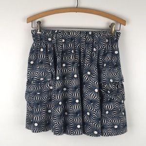 FREE PEOPLE   mini skirt pockets 0360